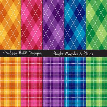 Argyle and Plaid Patterns