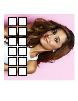 Ariana Grande token board