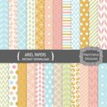 Ariel Paper Pack