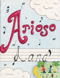 Arioso Land Music Poster