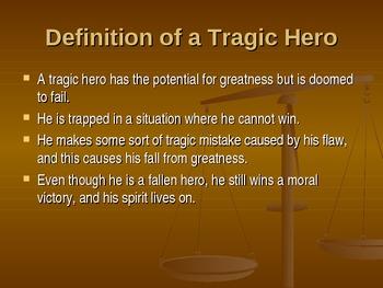 Aristotelian Tragedy Introduction