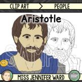 Aristotle Clip Art