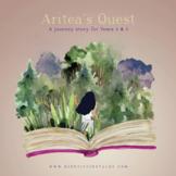 Rainforest Stories, Aritea's Quest, KS2