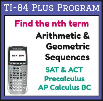 Ti-84 Plus Worksheets & Teaching Resources | Teachers Pay