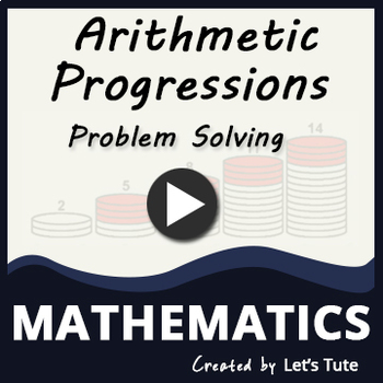Arithmetic Progression | Problem Solving 1 | Algebra | Math