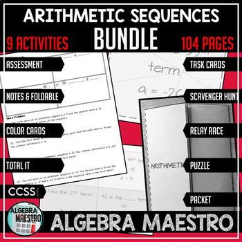 Arithmetic Sequence Bundle