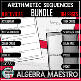 Arithmetic Sequence Bundle