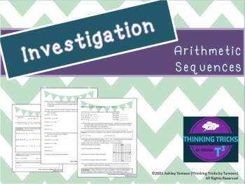 Arithmetic Sequence Investigation