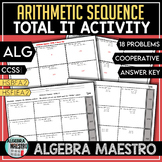 Arithmetic Sequence - TOTAL IT