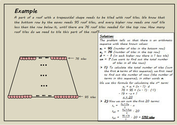 Arithmetic Sequences and Series - Word Problems