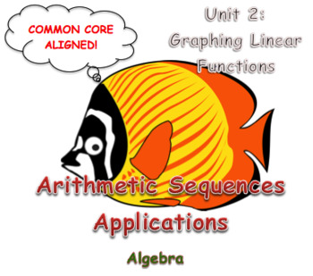 Arithmetic Sequences Applications