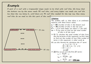 Arithmetic Sequences and Series - Bundle