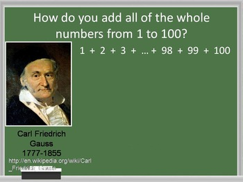 Arithmetic Series PowerPoint Presentation