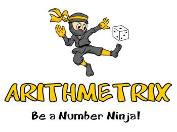 ULTIMATE STEM: ARITHMETRIX (Be A Numeracy Ninja!) MATH Magic