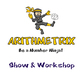 Arithmetrix (Be A Number Ninja!) Math Magic Show AND Workshop