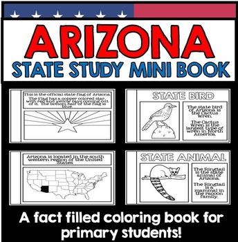 Arizona State Study - Facts and Information about Arizona