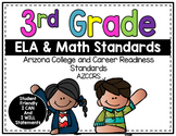 Arizona 3rd Grade Student Friendly Standards