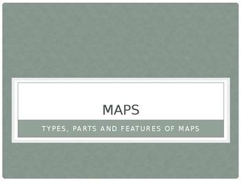Arizona 4th Grade Geography -- Common Core Aligned