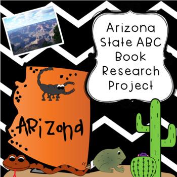Arizona ABC Book Research Project