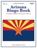 """Arizona Bingo Book: A Complete Bingo Game in a """"Book"""""""