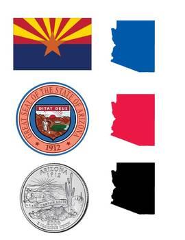Arizona Clip Art
