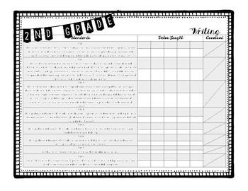 Arizona Common Core Checklist 3rd Grade