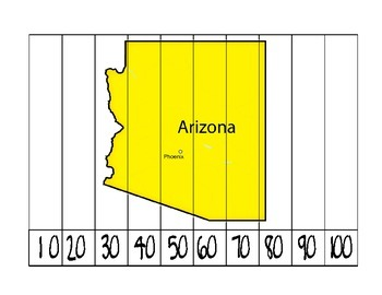 Arizona Counting Puzzle