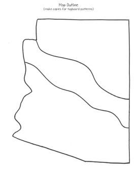 Arizona Dough Map Project