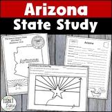 Arizona History and Symbols Unit Study with QR codes