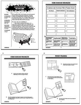 Arizona History Interactive Unit–Territorial Days to Arizona Statehood–3rd Grade