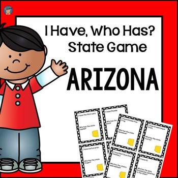 Arizona I Have, Who Has Game