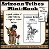 Arizona Indian Tribes Mini Book