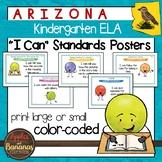"Arizona Kindergarten ELA ""I Can""  Posters"