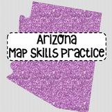 Arizona Map Skills Practice