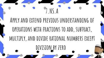 Arizona Math Standards (7th)