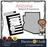 Arizona Passport (State Research Project)