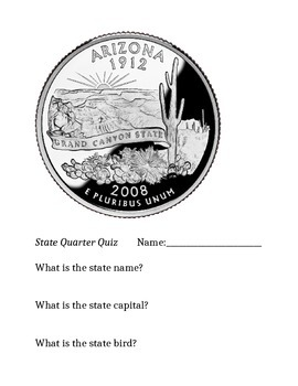 Arizona Quiz