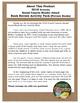 Arizona School Library 2018 Grand Canyon Award Book Review Activity Pack NO PREP