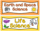 Arizona Science Standards for 2nd Grade