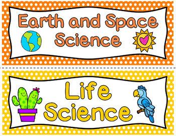 Arizona Science Standards for 3rd Grade