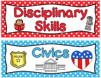 Arizona Social Studies Standards for 1st Grade