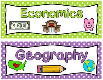 Arizona Social Studies Standards for 2nd Grade