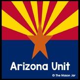Arizona Social Studies Unit - (No Prep)