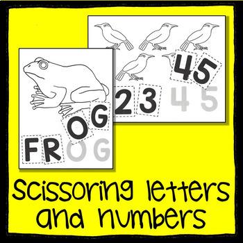 Arizona State Animal Bundle - Animal Math and Literacy Centers