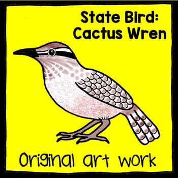 Arizona State Animal Informational Text Cards - An Animal Literacy Center
