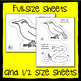 Arizona State Animal Scissoring Sheets - An Animal Literac
