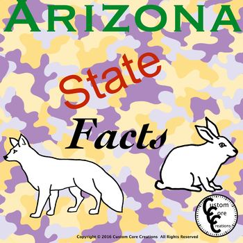 Arizona State Facts