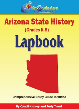 Arizona State History Lapbook