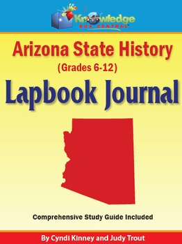 Arizona State History Lapbook Journal