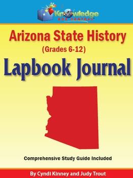 Arizona State History Lapbook Journal
